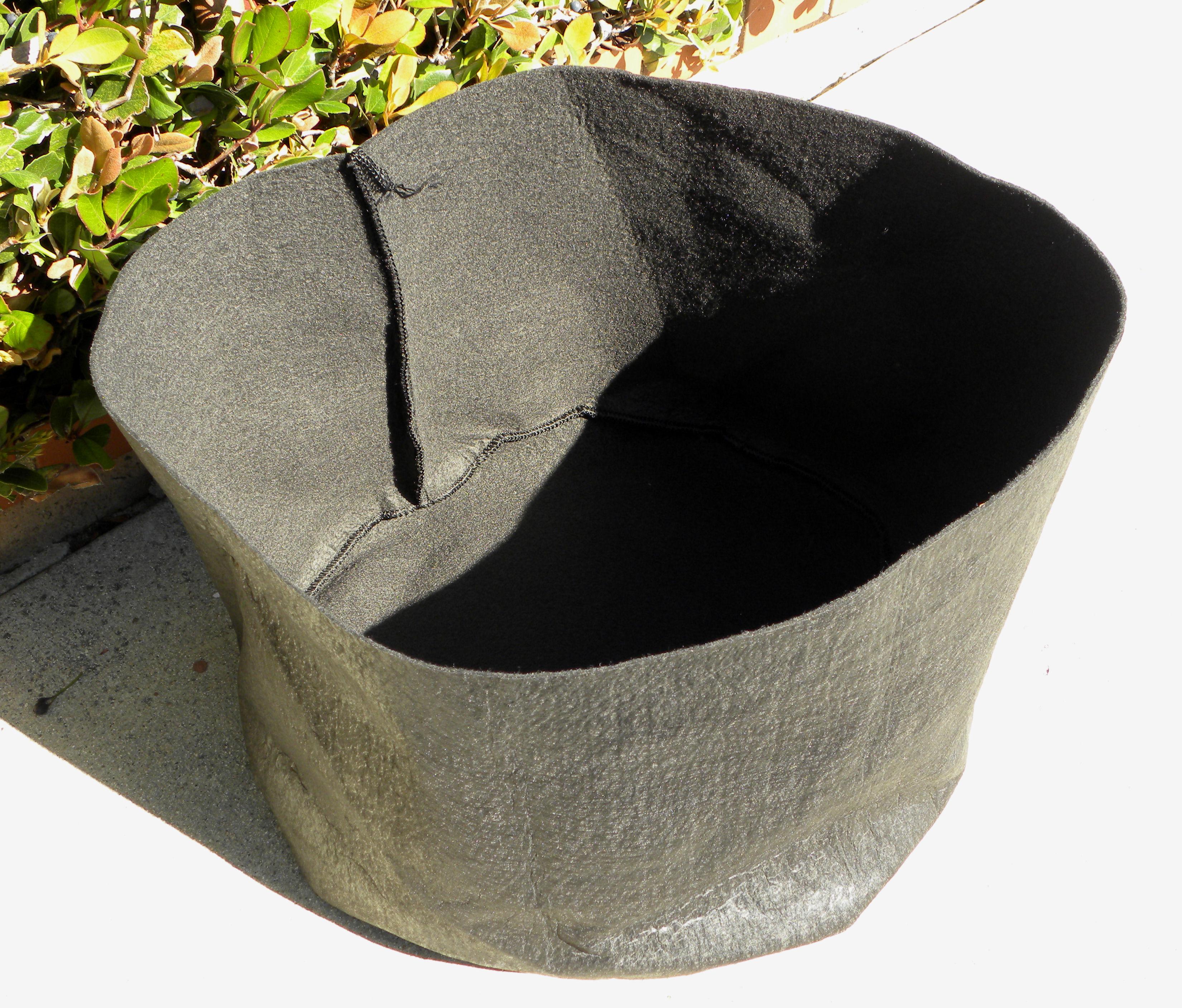 Green Smart Pots This 15-gallon Smart Pot