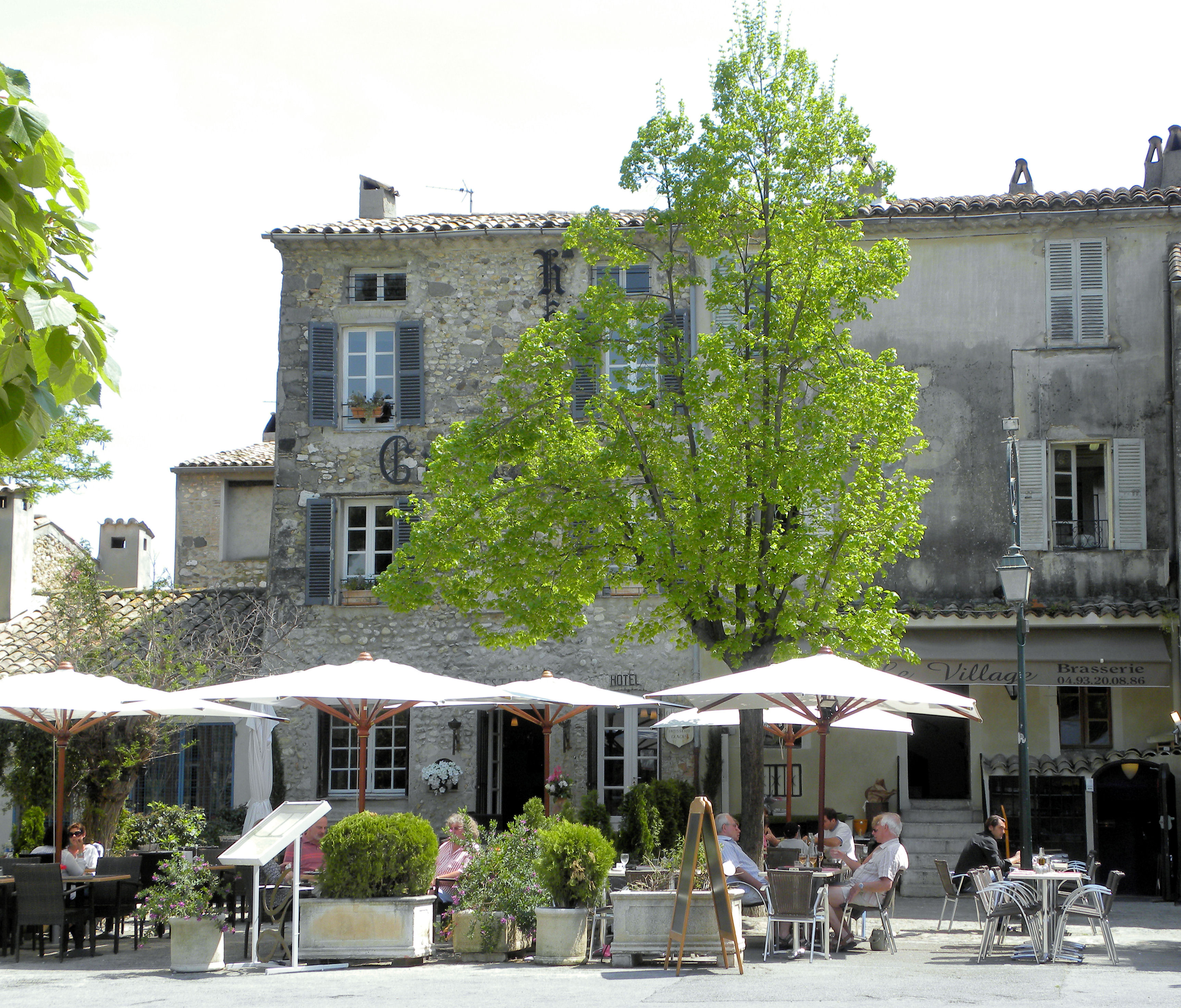 Cagnes-sur-Mer on the French Riviera | Lou Murray's Green World
