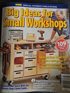 Wood Magazine 2013