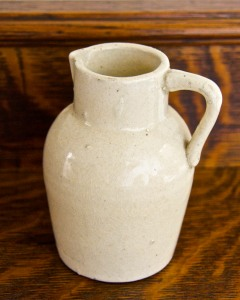 This was my great-grandmother's cream pitcher.